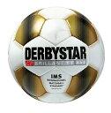 サッカー:ダービースター サッカーボール 5号球「DERBYSTAR」 BRILLANT_TT_GOLD Nr.1711