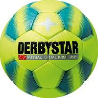 フットサル:ダービースター フットサルボール「DERBYSTAR」4号球 フットサルゴールプロ Futsal Goal Pro Nr.1082-04 ★★の画像