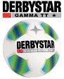 サッカー:ダービースター フェアトレードサッカーボール 「DERBYSTAR」5号球 Gamma TT ガンマ TT Nr.1297-05【02P05Nov16】
