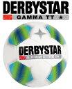 サッカー:ダービースター フェアトレードサッカーボール 「DERBYSTAR」5号球 Gamma TT ガンマ TT Nr.1297-05