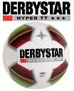 サッカー:ダービースター サッカーボール IMS認定球 「DERBYSTAR」5号球 Hyper TT ハイパー TT Nr.1010-05