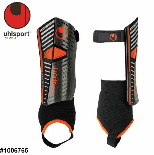 サッカー:ウールシュポルト「uhlsport」デュオシールド着脱式アンクルガード付きシンガード 10