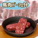 【無添加・冷凍馬肉】安心・安全!Diara(ディアラ) 国産馬肉パーフェクト【小分け真空パック50g×10本入り】500g