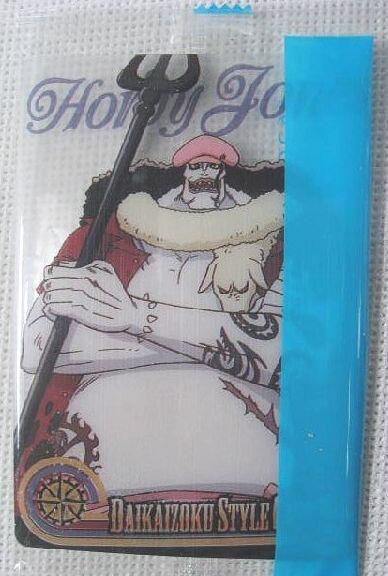 ワンピース■ウェファーチョコ2012■ホーディ・ジョーンズ 単品■森永製菓■食玩■コレクションカード