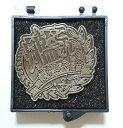 中古■艦隊これくしょん -艦これ-■観艦式記念徽章(約30ミリ)■ピンズ ピンバッジ ロゴマーク■第弐回「艦これ」観艦式■グッズ