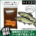 (送料無料※メール便)日清丸紅飼料ライズ2号(粒径0.36mm)2kg/メダカのごはん 稚魚の餌
