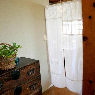 NOREN : Short split curtains [暖簾 のれん]
