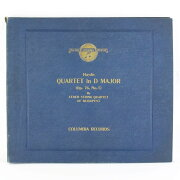 【COLUMBIA RECORDS】コロンビアレコード HAYDN/ハイドン カルテット Haydn, Op.76,No.5 Part1〜Part8 4枚組 レコード【中古】