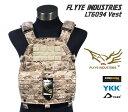 【即納】Flyye MOLLE LT6094 Vest AOR1 新仕様