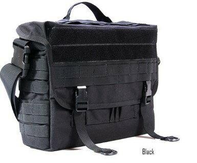 【即納】Flyye Dispatch Bag メッセンジャーバッグ BK Mサイズ