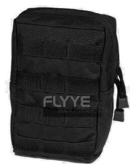 Flyye 直立式配件包垂直配件袋 BK