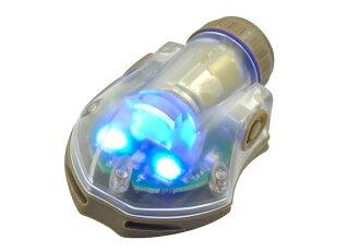 FMA 蝠鱝蝠鱝閃燈藍色