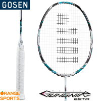 GOSEN:ゴーセン グングニルベータ GUNGNIR BETA BGNGBWE35 3U5 バドミントンラケットの画像