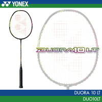 6月上旬発売予定ヨネックス:YONEX デュオラ10LT Duora8XP DUO8XP バドミントンラケット カラー:アクアナイトブラック(490) 4U(平均83g)4・5・6の画像