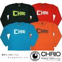 CHRIO:クリオ プラクティスTシャツ(長袖) LST14 UNI:男女兼用 陸上Tシャツ ロングスリーブTシャツ ロンT