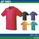 ゲームシャツヨネックス:YONEX バドミントンウェア テニスウェア 12128 MEN's:男性用 日本バドミントン協会審査合格品