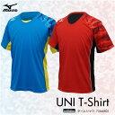 mizuno:ミズノ Tシャツ 72JA6X02 バドミントンTシャツ UNISEX:男女兼用  【数量限定】