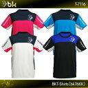 black knight:ブラックナイト BKTシャツ(bk76KK) T-7116 UNISEX:男女兼用 バドミントンTシャツ Tシャツ バドミントン テニ...