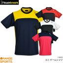 ブラックナイト black knight ゲームウェア T-0512 ユニ 男女兼用 バドミントン テニス スカッシュ ゲームシャツ ユニフォーム 日本バドミントン協会審査合格品 ※チームで揃えたい方はご相談ください