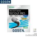 樂天商城 - ※このガットはラケット同時購入無料ガットの対象外です。 ゴーセン:GOSEN テックガットプロ 16 TECGUT PRO 16 TS604 テニス ガット ストリング  ゲージ:1.30mm(16GA.) 長さ:12.2m(40FT.)