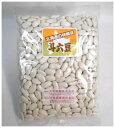 大福豆(白いんげん豆)【500g】≪平成27年産≫