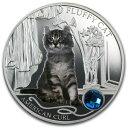 2013 フィジーシルバー犬&猫シリーズ アメリカンカー