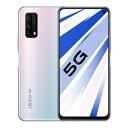 vivo iQOO Z1x 海外SIMフリースマホ【格安モデル!5G対応・Snapdragon 765G搭載】
