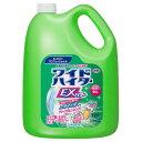 花王 衣料用酸素系漂白剤 ワイドハイターEXパワー 4.5L×4本入●ケース販売お徳用