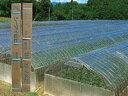 農業用ビニール 厚み0.1mmX幅270cmX長さ100m
