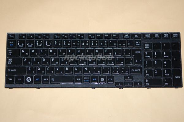 ■新品■東芝 dynabook TX/98M TX/77M TV/74Mキーボード 黒