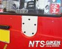 ジムニー ja11 パーツ カスタム ジムニー用ステンレス製スペアタイヤプレート(背面パネル) 適用車種:SJ30JA71JA11 jimny バン用