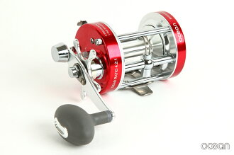 Bate reel CL60 (red)
