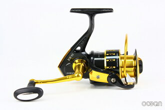 High efficiency spinning reel ocean RW40 (8BB+1RB)