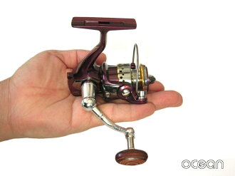 Ultra Compact, high-performance spinning reels ocean YB20 (5BB+1RB)
