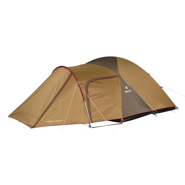 ★エントリーでポイント5倍!snow peak(スノーピーク) アメニティドームM SDE-001R五人用(5人用) テント タープ キャンプ用テント キャンプ5 アウトドアギア