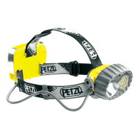 PETZL(�ڥĥ�)�ǥ奪LED14/Yellow��smtb-MS�ۥ᡼�������֡�E72P