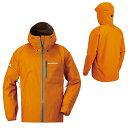 mont-bell(モンベル) トレントフライヤー ジャケット MS/GDOG/M 1128541男性用 大人用 オレンジ レインジャケット レインウエア ウエア レインウェア(ジャケット) レインウェア男性用(男女兼用) アウトドアウェア