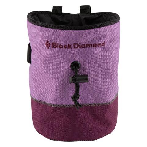 Black Diamond(ブラックダイヤモンド) モジョ レポ/パープル/パープル/S/M BD14232パープル バッグ アウトドア アウトドア チョークバッグ・ロープバッグ チョークバッグ・ロープバッグ アウトドアギア