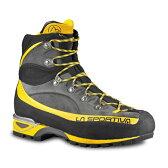 LA SPORTIVA(ラ・スポルティバ) トランゴアルプEVO GTX/Grey/Yellow/41 (MT11N) [0201_MT11N] メンズ 登山靴 トレッキングシューズ アウトドアシューズ 旅行用品 釣り ブーツ 靴 スポーツ トレッキング用 シューズ アウトドアギア