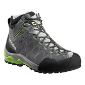SCARPA(スカルパ) テックアセントGTX/シャーク/#39 (SC21200) [0066_SC21200] メンズ クライミングシューズ アウトドアシューズ 旅行用品 釣り ブーツ 靴 トレッキング 登山 スポーツ クライミング用 登山靴 トレッキングシューズ シューズ アウトドアギア