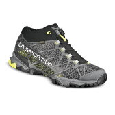 LA SPORTIVA(ラ・スポルティバ) シンセシスGTXサラウンド/グレイ/グリーン/41 (MT14P) [0201_MT14P] メンズ 登山靴 トレッキングシューズ アウトドアシューズ 旅行用品 釣り ブーツ 靴 スポーツ ハイキング用 シューズ アウトドアギア