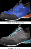 HAGLOFS(ホグロフス) HAGL?FS ROC ICON Q GT/NOBLE BLUE/FIRECRACKER(2GU)/4.5 491780 [0547_491780] アウトドアギア シューズ トレッキングシューズ ハイキング用 スポーツ アウトドア 登山 靴 ブーツ その他