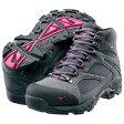 mizuno(ミズノ) WAVE ADVENTURE MD2/08(チャコールXピンク)/23.5 19KM351ブーツ 靴 トレッキング トレッキングシューズ ハイキング用 アウトドアギア