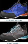 HAGLOFS(ホグロフス)HAGL?FS ROC ICON Q GT/NOBLE BLUE/FIRECRACKER(2GU)/5 (491780) [0547_491780] メンズ 登山靴 トレッキングシューズ アウトドアシューズ 旅行用品 釣り ブーツ 靴 スポーツ ハイキング用 シューズ アウトドアギア