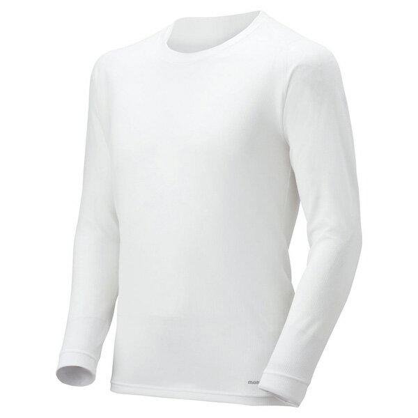 モンベル ジオライン クールメッシュ ラウンドネックシャツ Men