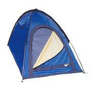 Ripen(ライペン アライテント) Xライズ 0310101ブルー 一人用(1人用) テント タープ 登山用テント 登山1 アウトドアギアの画像