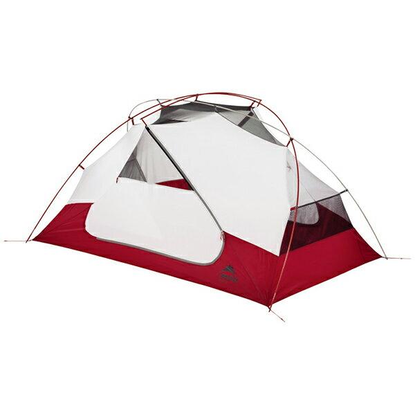 ★エントリーでポイント5倍!MSR(エムエスアール) エリクサー2 37411レッド 二人用(2人用) テント タープ ツーリング用テント ツーリング用テント アウトドアギア