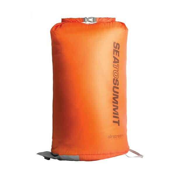 SEATOSUMMIT(シートゥーサミット)エアストリームポンプサック/オレンジST81181オレン