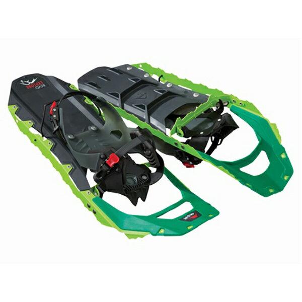 MSR(エムエスアール) REVOエクスプローラー/22インチ/スプリンググリーン 40221グリーン スノーシュー トレッキング 登山 アウトドアギア