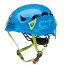 climbingtechnology(クライミングテクノロジー)ギャラクシー/ブルーグリーンCT-42018アウトドアギア登山トレッキングヘルメットブルー